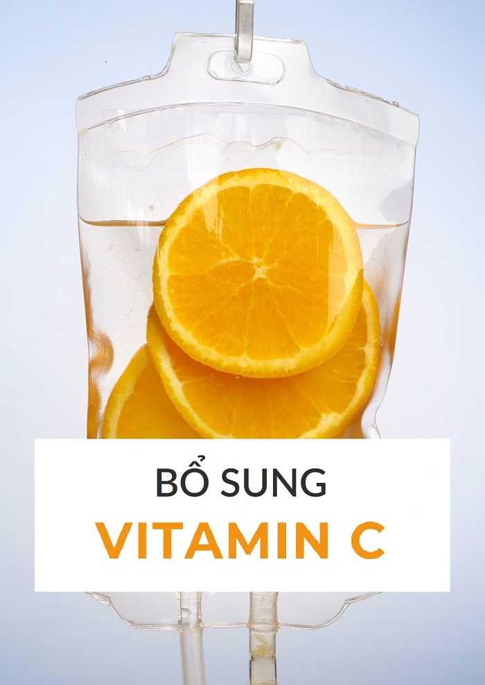 Bổ sung bao nhiêu Vitamin C