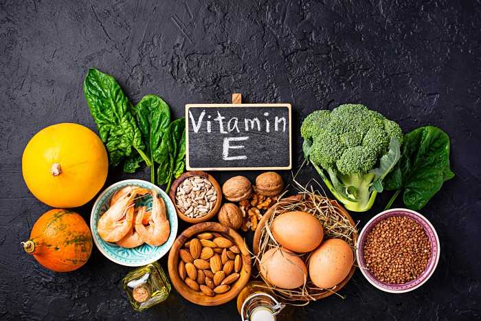 Bổ sung Vitamin E qua thực phẩm tự nhiên
