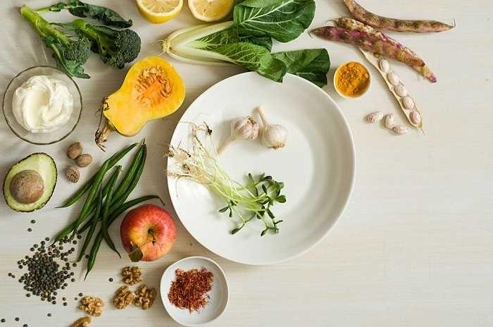 Bổ sung Vitamin E từ các loại rau