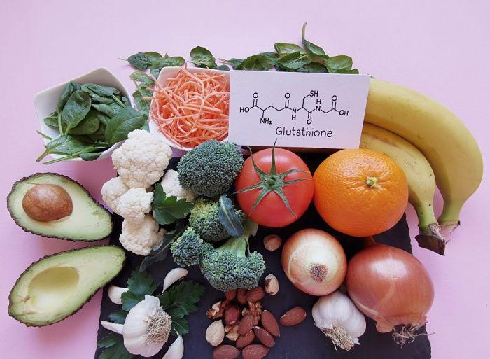 Loại thực phẩm có Glutathione