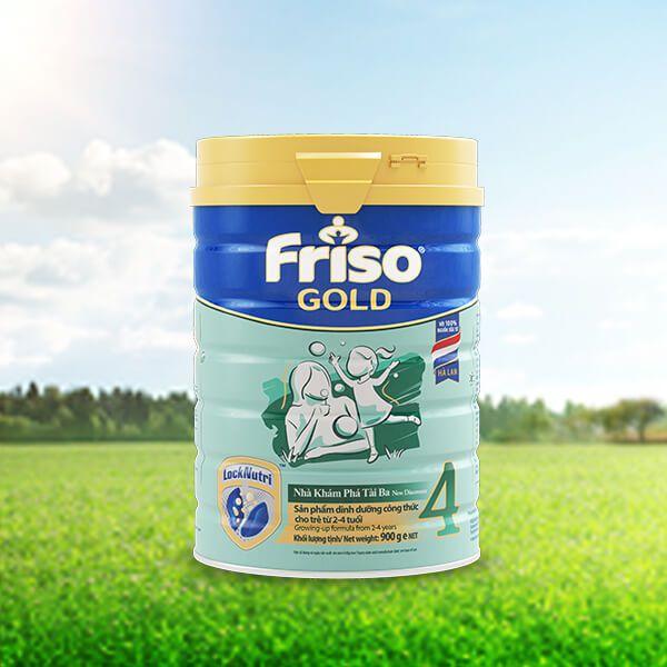Friso – thương hiệu Hà Lan
