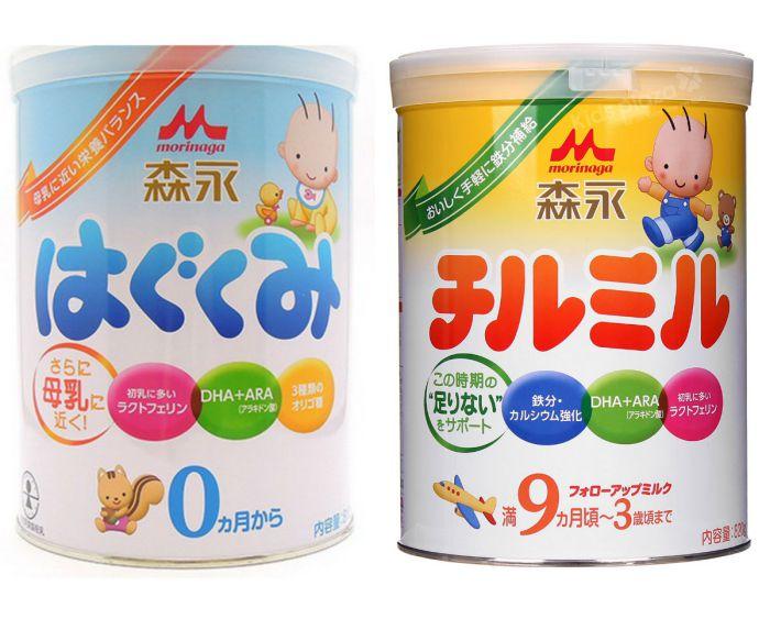 Morinaga – thương hiệu Nhật