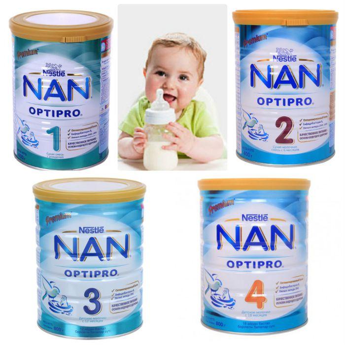Nan – thương hiệu Nga