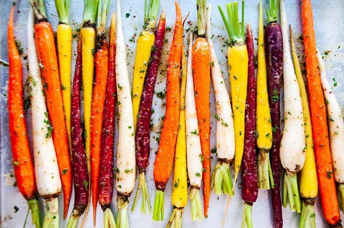 Thành phần dinh dưỡng có trong cà rốt