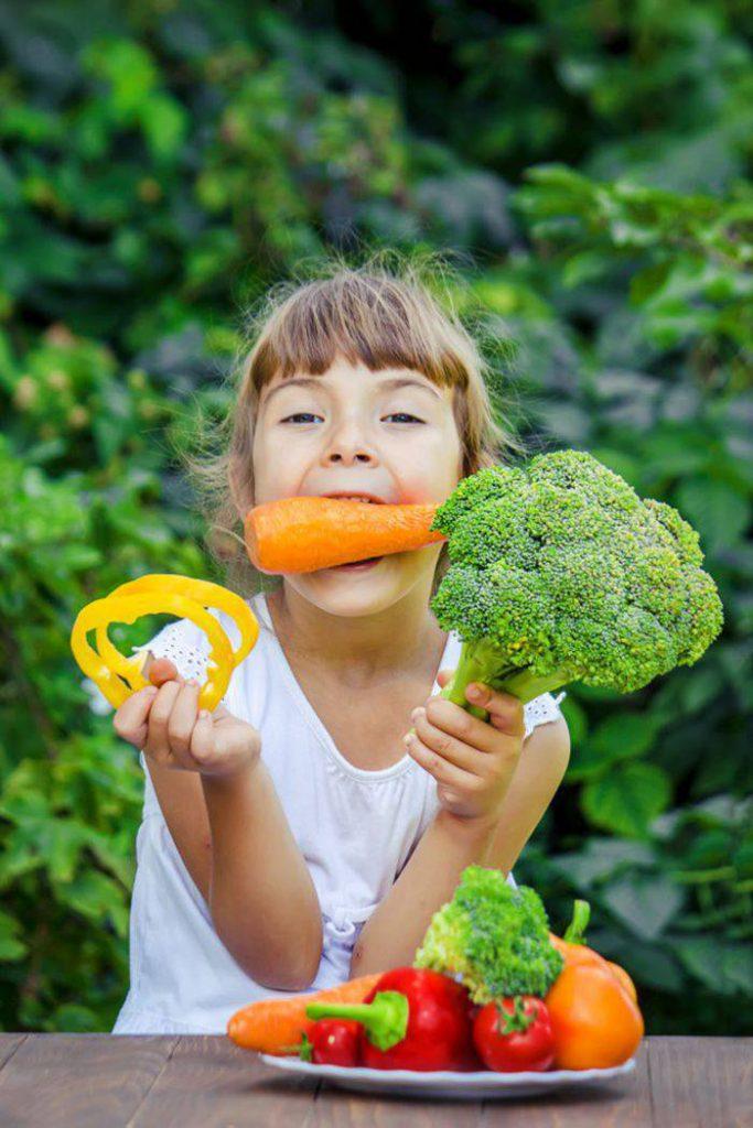 Thiếu vitamin a đối với trẻ em