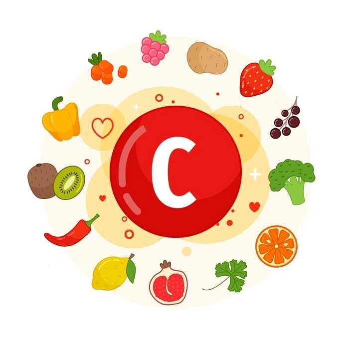 hoa quả nào giàu Vitamin C