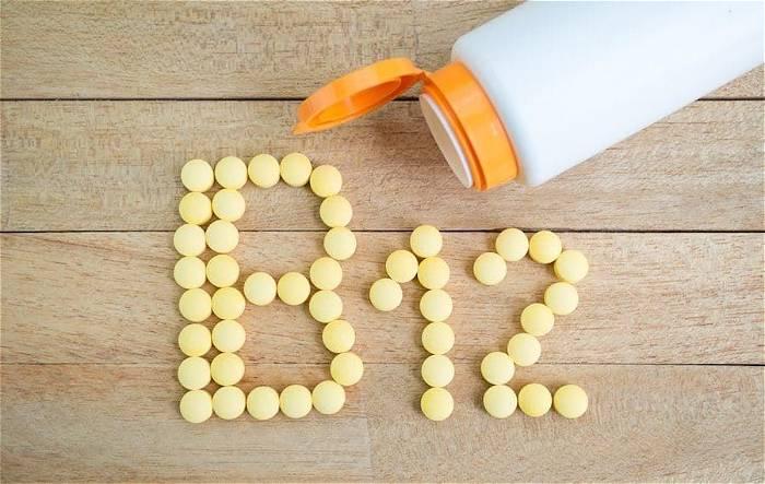 Thuốc dạng viên bổ sung Vitamin B12