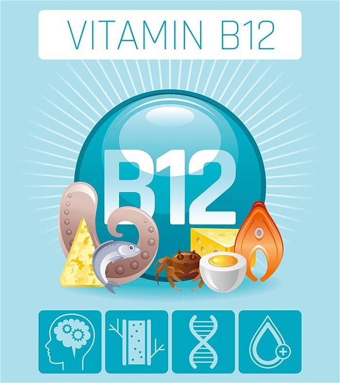 Tác dụng của vitamin b12 ối với sức khỏe và hệ thần kinh