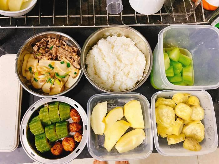 Món ăn mỗi ngày cho dân văn phòng - Ngày 11