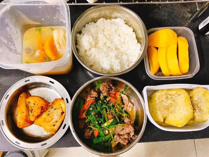 Món ăn mỗi ngày cho dân văn phòng - Ngày 12