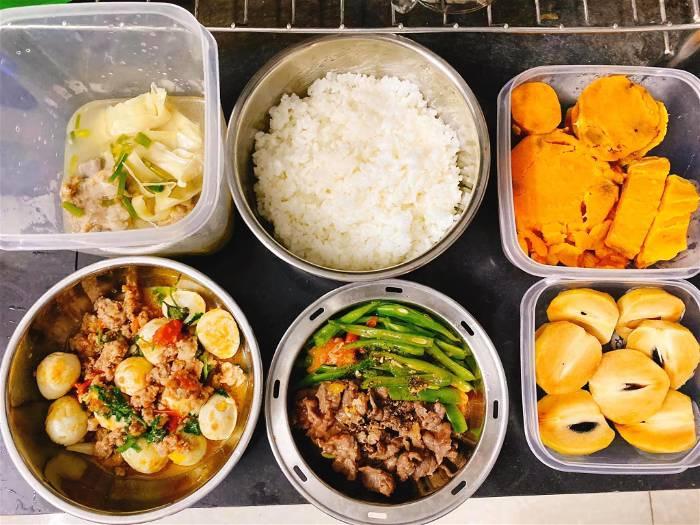 Món ăn mỗi ngày cho dân văn phòng - Ngày 14