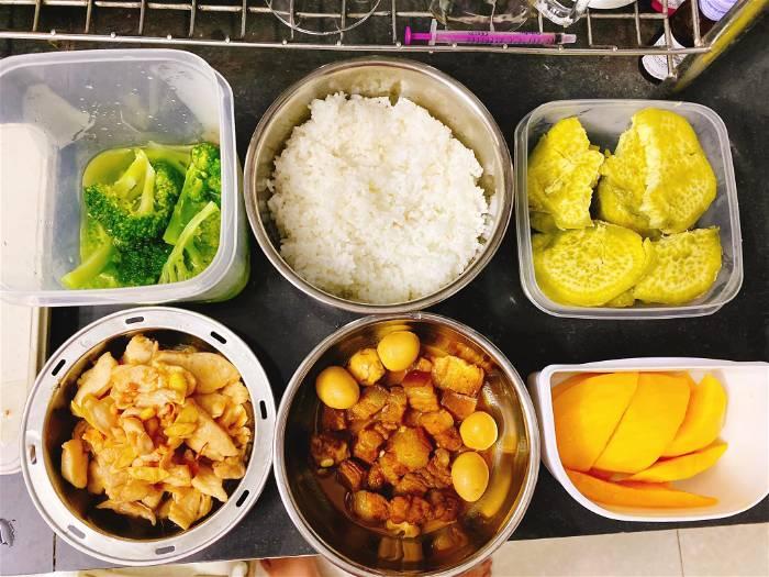 Món ăn mỗi ngày cho dân văn phòng - Ngày 17