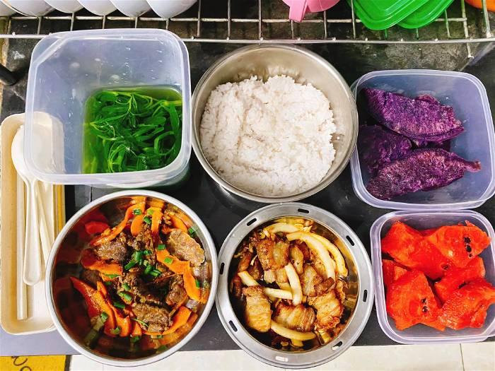 Món ăn mỗi ngày cho dân văn phòng - Ngày 18