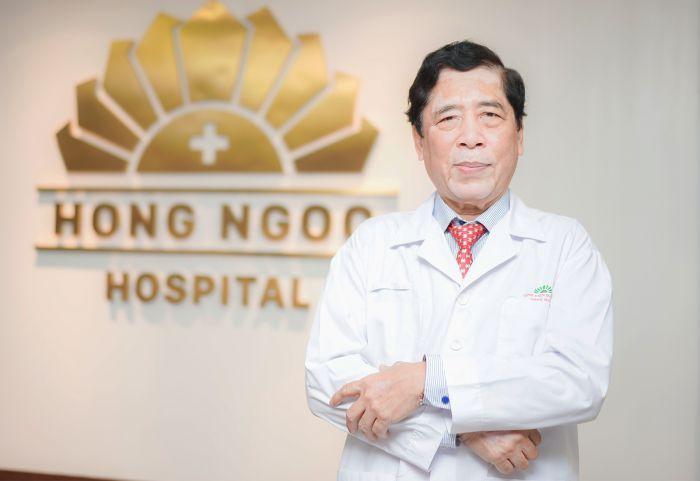 Bác sĩ bệnh viện Hồng Ngọc