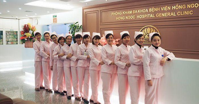Giới thiệu về bệnh viện Đa khoa Hồng Ngọc