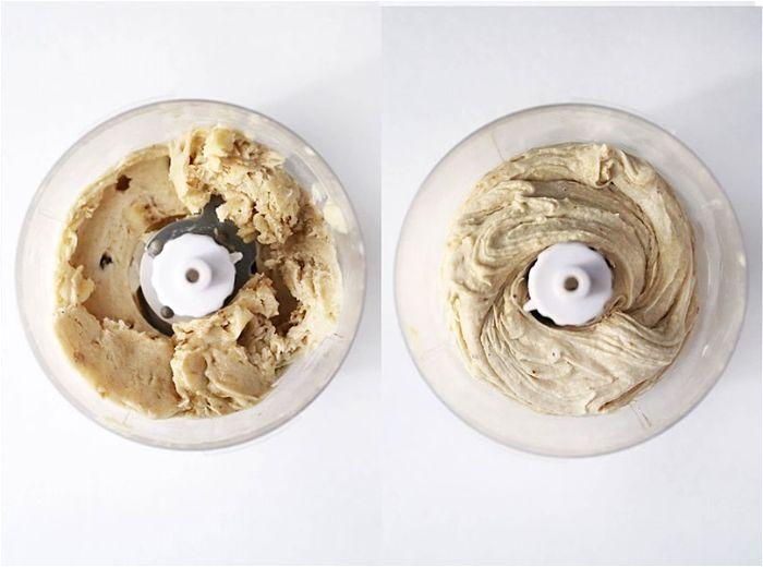 Cách làm kem chuối bằng máy xay sinh tố
