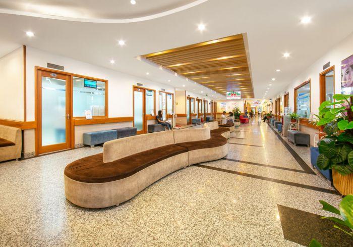 Hệ thống các bệnh viện, phòng khám thuộc Hồng Ngọc