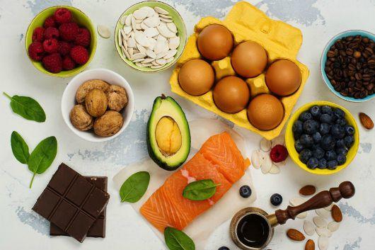 ăn thực phẩm giảm stress