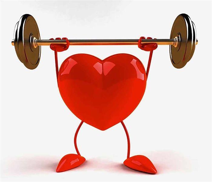 Trái tim như nào là khỏe mạnh