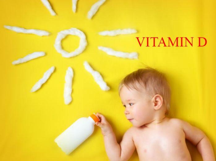Trẻ em bổ sung Vitamin D thế nào?