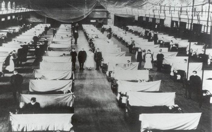 Vì sao gọi tên là Đại dịch cúm Tây Ban Nha ?