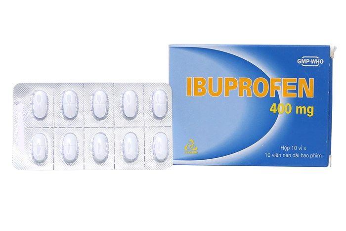Ibuprofen là thuốc gì