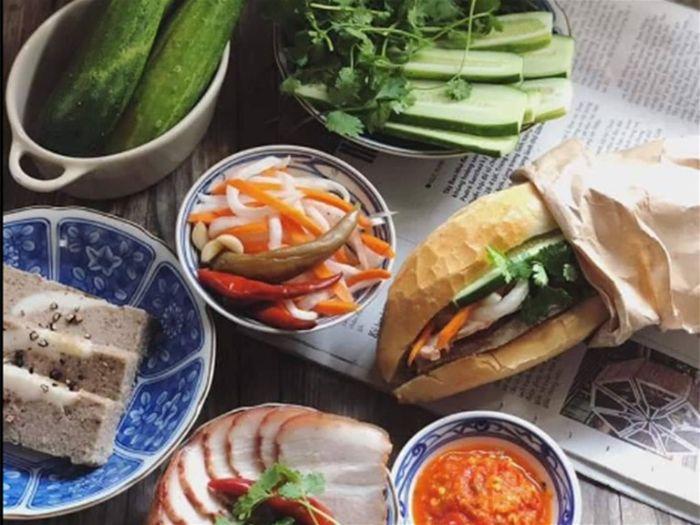 Bánh mì Hà Nội