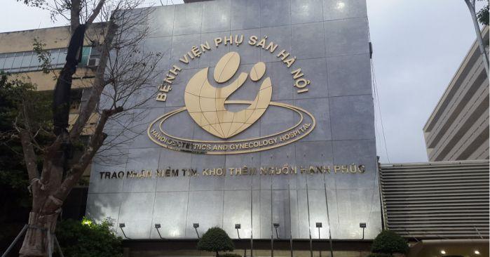 Giới thiệu bệnh viện phụ sản Hà Nội