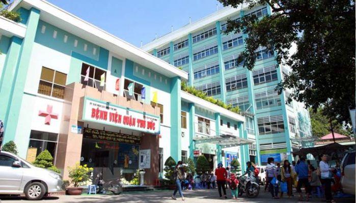 giới thiệu bệnh viện Việt Đức