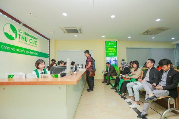 giới thiệu bệnh viện Thu Cúc