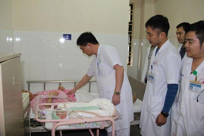 Sinh trọn gói ở bệnh viện phụ sản Hà Nội