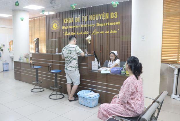 Thủ tục đăng ký sinh ở bệnh viện phụ sản Hà Nội