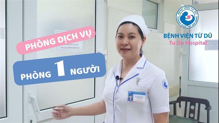 Chi phí sinh tại bệnh viện Từ Dũ