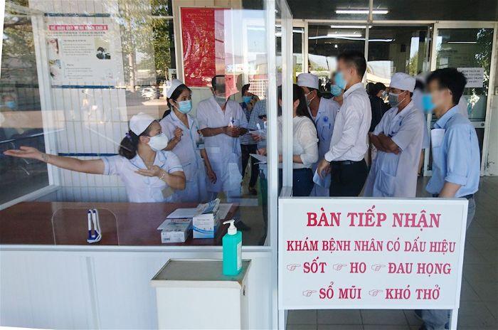 Quy trình khám tại bệnh viện chợ rẫy