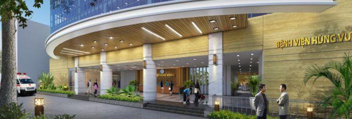 Bệnh viện Hùng Vương chuyên khoa gì?