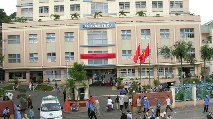 Địa chỉ Bệnh viện Từ Dũ