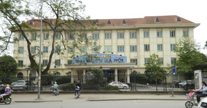 Giới thiệu bệnh viện đại học y hà nội