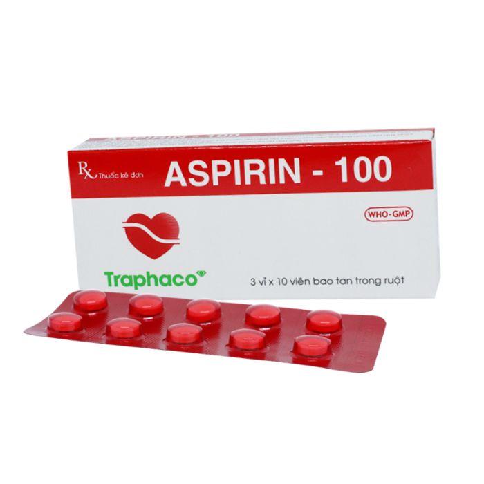Lưu ý khi sử dụng thuốc Aspirin
