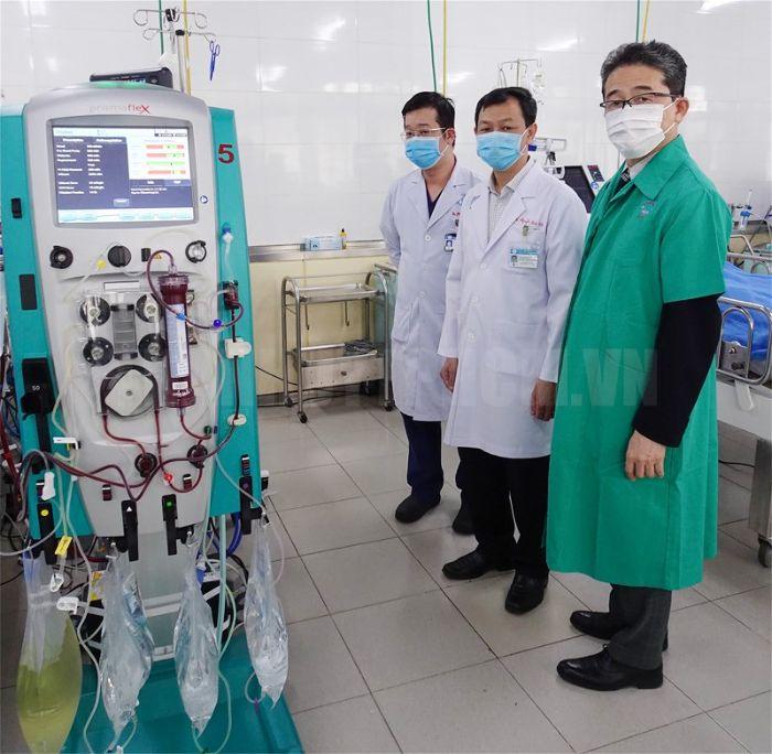 phòng khám chuyên khoa ở Bệnh viện Chợ Rẫy