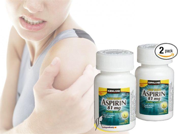 4. Tác dụng phụ của aspirin