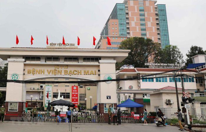 Tổng quan về bệnh viện Bạch Mai