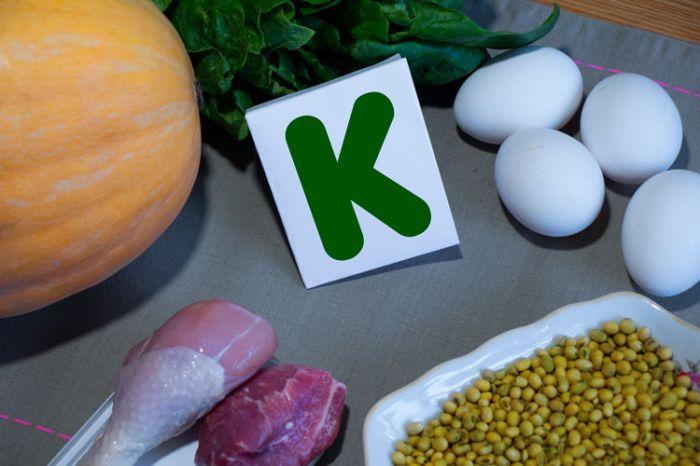 Tác dụng của vitamin K