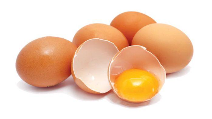 vitamin b6 trong trứng
