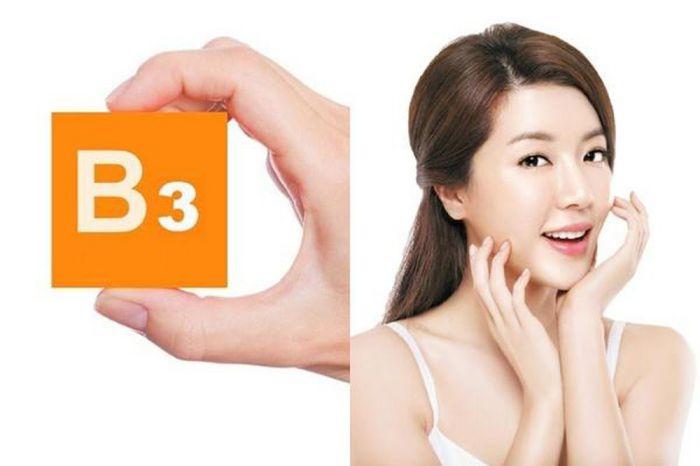 Tác dụng của vitamin B3