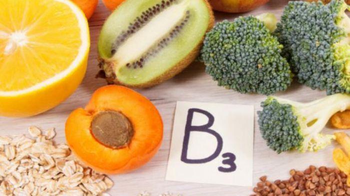 Tác dụng của vitamin PP