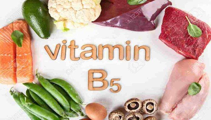 Vitamin B5 có trong những thực phẩm nào?