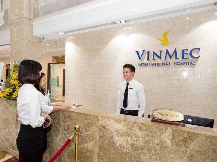 Hướng dẫn khám bệnh tại bệnh viện Vimec